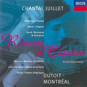Fauré/Ysayë/Ravel/Lalo etc.: Rêverie et Caprice Songs