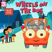 Wheels on the Bus Go Round and Round MP3 Song Download