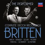 Britten The Performer Songs