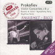 Prokofiev: Violin Concertos Nos.1 & 2; Symphony No.5; Romeo & Juliet Etc. (2 Cds) Songs