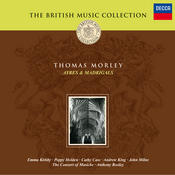 Morley: Ayres and Madrigals Songs