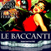 Le Baccanti Songs