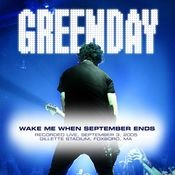 Wake Me up When September Ends (Live at Foxboro, MA, 9/3/05) Song