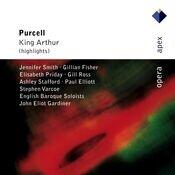Purcell : King Arthur Songs