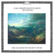 Bach, C.P.E.: 6 Symphonies Songs