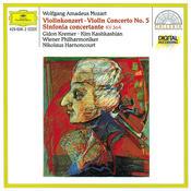 Mozart: Violin Concerto No.5; Sinfonia concertante K.364 Songs