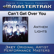 Can't Get Over You (Medium Without Background Vocals) ([Performance Track]) Song
