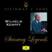 Steinway Legends Wilhelm Kempff Songs