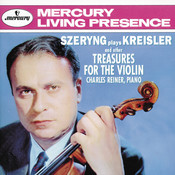 Szeryng plays Kreisler and other Treasures for the Violin Songs