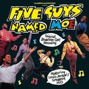 Five Guys Named Moe: Original Broadway Cast Recording Songs