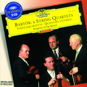 Bartok 6 String Quartets Songs