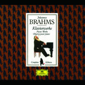 Brahms Edition Piano Works Songs