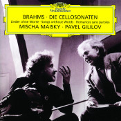 Brahms: Cello Sonata No.1 in E Minor Op.38 Songs