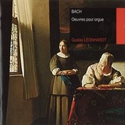Bach : Oeuvres pour orgue Songs
