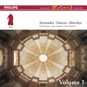 Mozart: The Serenades for Orchestra, Vol.1 (Complete Mozart Edition) Songs