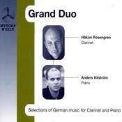 Grand Duo: Selections Of German Music For Clarinet And Piano Songs
