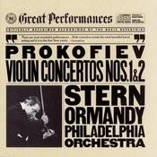 Prokofiev:  Concertos No. 1 & 2 for Violin and Orchestra Songs