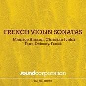 French Violin Sonatas Songs
