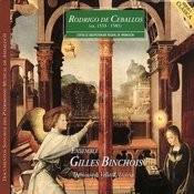 Ceballos: Lamentaciones, Motetes, Missa Tertii Toni, Salve Regina, Magnificat Secondi Toni Songs