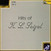 Hits Of K.l.saigal - Vol-2 Songs