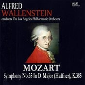 Mozart: Symphony No. 35 in D Major (Haffner), K.385 Songs