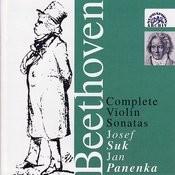 Beethoven: Complete Violin Sonatas Songs