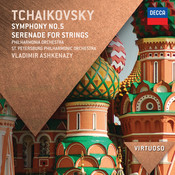 Tchaikovsky: Symphony No.5; Serenade for Strings Songs