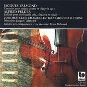 Ballade Pour Violoncelle Solo, Clavecin Et Cordes: Allegro Deciso, Adagio, Marcia Song