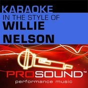 Always On My Mind (Karaoke Instrumental Track)[In The Style Of Willie Nelson] Song
