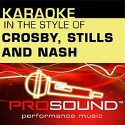 Wasted On The Way (Karaoke Instrumental Track)[In The Style Of Crosby, Stills And Nash] Song