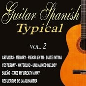 Guitar - Spanish Typical Guitar Vol.2 Songs