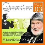 Quartier Pedralbes. Grandes Orquestas. Vol.3 Songs