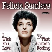 I Wish You Love / That Certain Feeling Songs