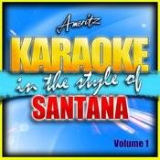 Karaoke - Santana Vol. 1 Songs
