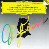 Schubert: Sonatinas For Violin And Piano, Op. Posth. 173 Songs
