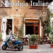 Nostalgia Italiana, Vol. 1 Songs