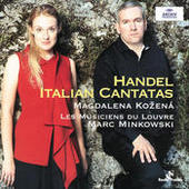 Handel: Italian Cantatas HWV 99, 145 & 170 Songs
