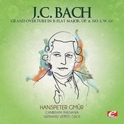 J.C. Bach: Grand Overture In B-Flat Major, Op. 18, No. 2, W. G9 (Digitally Remastered) Songs