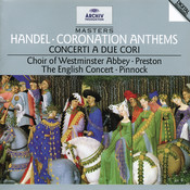 Handel: Zadok The Priest (Coronation Anthem No.1, HWV 258) Song