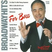 The Broadway Hits For Bass Songs