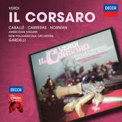 Verdi: Il Corsaro Songs