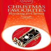 Christmas Favourites: Playalong For Clarinet Songs