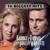 George Jones And Tammy Wynette - 16 Biggest Hits Songs