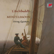 Mendelssohn: String Quintets 1 & 2 Songs