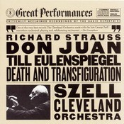 Strauss: Til Eulenspiegel's Merry Pranks, Op. 28, Don Juan, Op. 20, And Death And Transfiguration, Op. 24 Songs