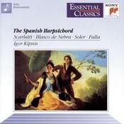 The Spanish Harpsichord Songs