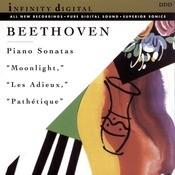 Piano Sonatas No. 8, 26, 14 & 32 Songs