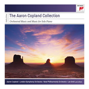 The Aaron Copland Collection: Orchestral Music and Music for Solo Piano Songs