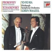 Prokofiev: Sinfonia Concertante; Tchaikovsky: Rococco Variations; Andante Cantabile (Remastered) Songs
