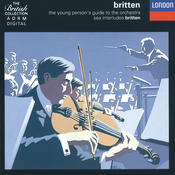 Britten:The Young Person's Guide to the Orchestra; Four Sea Interludes etc Songs